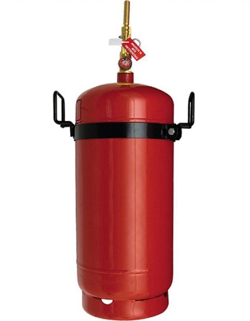 Πυροσβεστήρας Wet Chemical 17-20Lt F Class Τοπ. Εφαρμ.