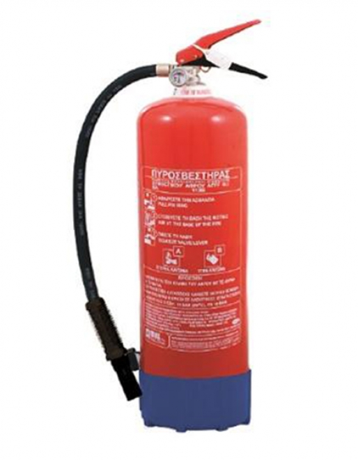 Πυροσβεστήρας Wet Chemical 6Lt ABF