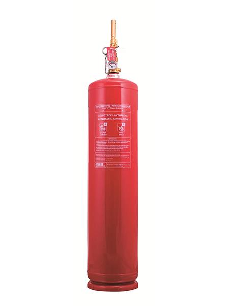 Πυροσβεστήρας Wet Chemical 11-16Lt F Class Τοπ. Εφαρμ.
