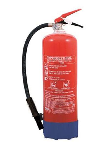 Πυροσβεστήρας Wet Chemical 9Lt ABF