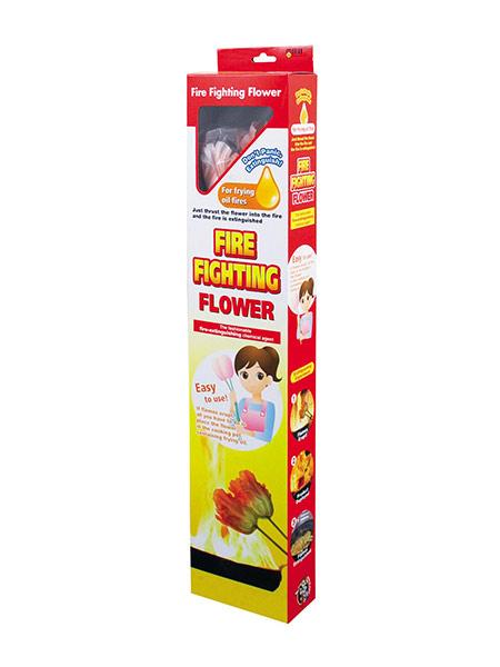 Έξυπνος πυροσβεστήρας λουλούδι