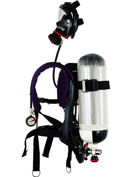 Πιστοποιημένη Αυτόνομη Αναπνευστική Συσκευή 6Lt με Φιάλη από Ανθρακονήματα
