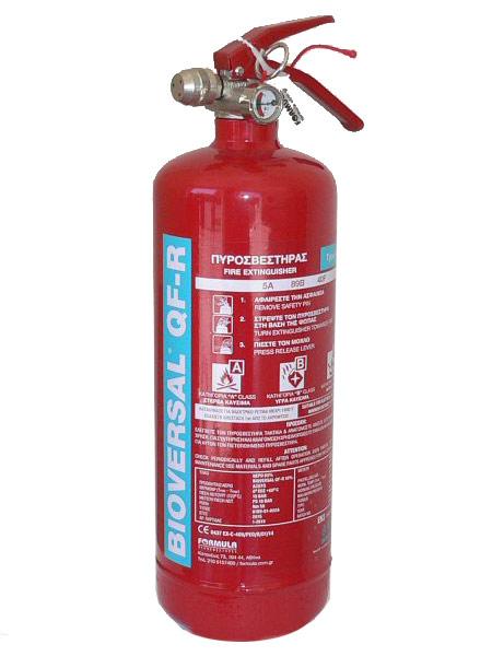 Πυροσβεστήρας Αφρού Bioversal® QF-R 2Lt
