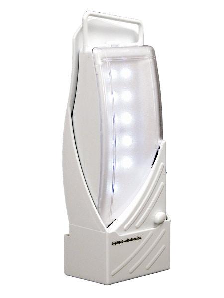 Επαναφωρτιζόμενο Φωτιστικό LED GR-60