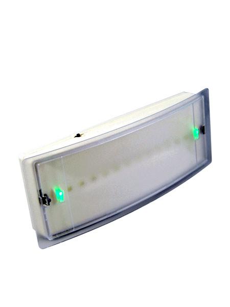 Φωτιστικό Ασφαλείας LED GR-8/leds